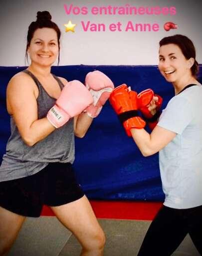 Vanessa et Anne