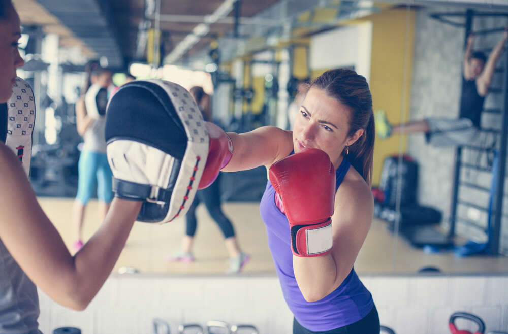 Cardio Kickboxing (15 ans et plus)